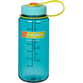 Nalgene Everyday Wide Neck Drinking Bottle 500ml cerulean